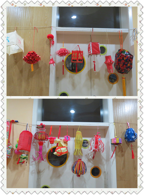 望城区红黄蓝幼儿园开展国庆节主题教育活动